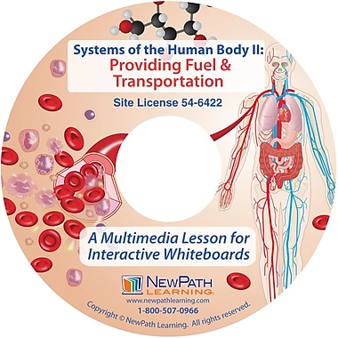 NewPath Learning Systems of the Human Body II Multimedia Lesson