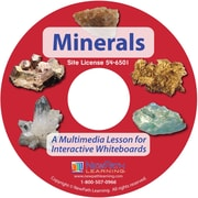 NewPath Learning Minerals Multimedia Lesson Site License/Single Building