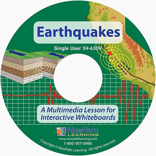 NewPath Learning Earthquakes Multimedia Lesson