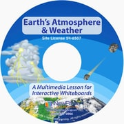 NewPath Learning Earth's Atmosphere & Weather Multimedia Lesson