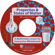 NewPath Learning Properties & States of Matter Multimedia Lesson, Grade 6-8