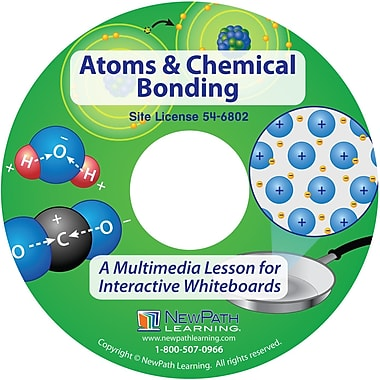 NewPath Learning Atoms & Chemical Bonding Multimedia Lesson