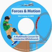 NewPath Learning Multimedia Lesson for Forces and Motion