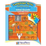 Alphabet Activity Series Initial Sounds Workbook