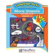 Essential Phonics Series - More Vowels Workbook