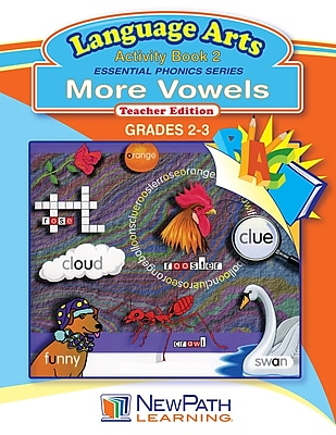 Essential Phonics Series - More Vowels Workbook