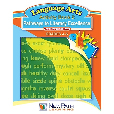 Pathways to Literacy Excellence Series Workbook Grade 5