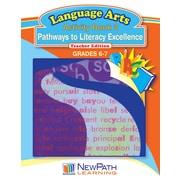 Pathways to Literacy Excellence Series Workbook Grade 7