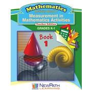 Measurement in Math Series Reproducible Workbook Grade K - 1