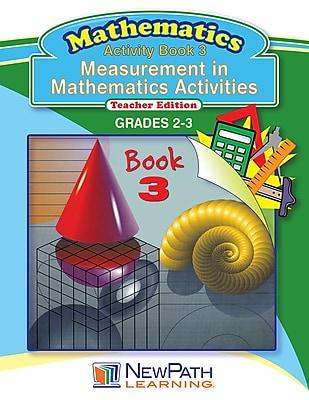 Measurement in Math Series Reproducible Workbook