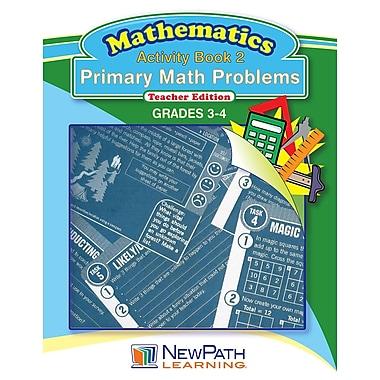 Primary Math Problems Series Workbook Grade 4
