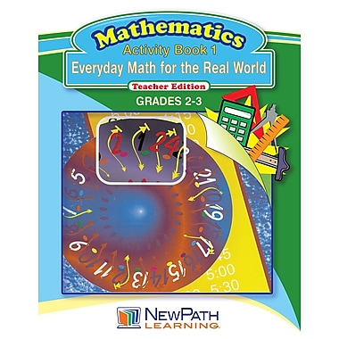 Everyday Math for the Real World Series Workbook