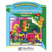 Math Problem Solving Series Reproducible Workbook