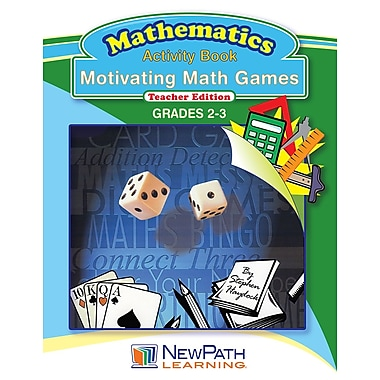 Motivating Math Games Workbook Grade 3