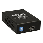 Tripp Lite B126-1A0 HDMI Over Cat5/Cat6 Active Extender Kit, Black
