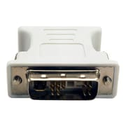 VisionTek® DVI-I To VGA Male/Female Video Adapter, White