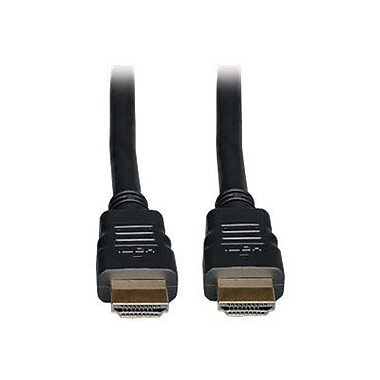 Tripp Lite P569-016 16' High Speed HDMI Male/Male Video/Audio Cable With Ethernet, Black
