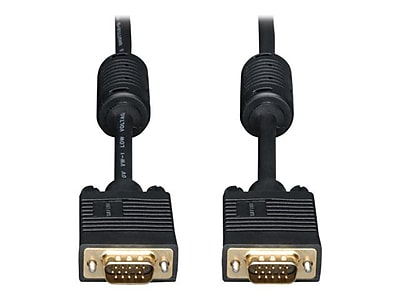 HD15 M//F VGA Monitor Extension Cable StarTech.com MXT101 6 ft