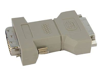 StarTech Dual Link DVI-I To DVI-D Female/Male Video Cable Adapter, Gray