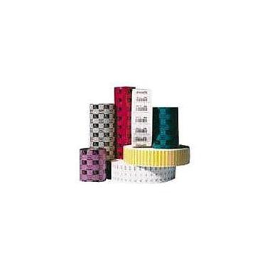 Zebra Thermal Transfer Ribbon for 105SL/S600/170Xi4, Black, 6/Pack (05555BK11045)