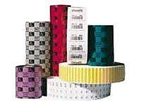Zebra Thermal Transfer Ribbon for 105SL/Z4MPlus, Black, 6/Pack (05095BK13145)