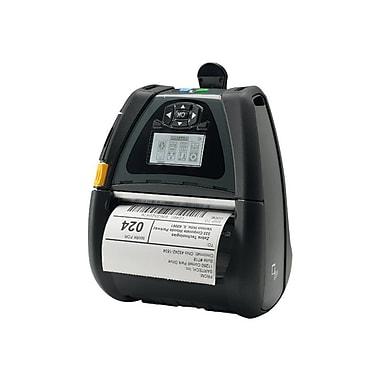 Zebra® Monochrome 230 dpi Direct Thermal Label/Receipt Printer, Black (QN4-AUNB0M00-00)