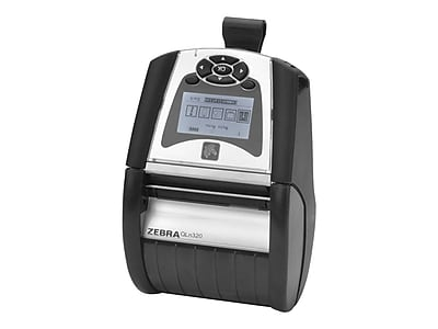 Zebra® QLN320 3 in/s Direct Thermal Printer, 3.13