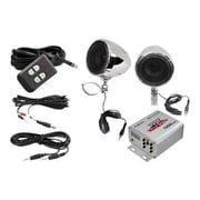 Pyle® PLMCA10 100W Motorcycle/ATV/Snowmobile Mount MP3/iPod Amplifier