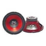Pyle® PLW12RD 800 W Subwoofer, Red