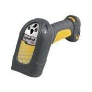 Motorola Symbol® LS3408-ER Bar Code Reader With Quick Start Guide, Yellow/Twilight Black