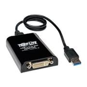 Tripp Lite USB 3.0 512MB SDRAM SuperSpeed To VGA-DVI Adapter