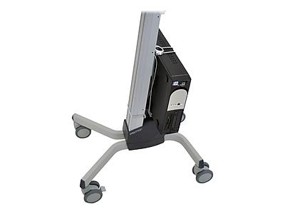 Ergotron® 80-105-064 50 lbs. CPU Mount