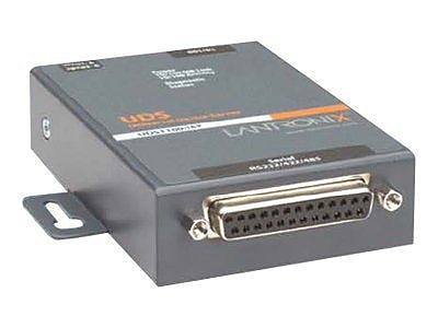 Lantronix® 1-Port Serial To Ethernet Industrial Device Server, Lantronix DSTNI-EX 48 MHz 256 KB