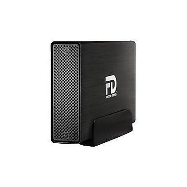 MicroNet® G-Force3 5TB USB 3.0 External Hard Drive, Black