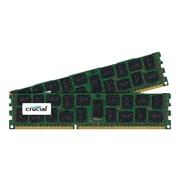 Micron® Crucial® CT2K16G3ERSLD4160B 32GB DDR3 240Pin PC3-12800 DIMM Registered Memory Module Kit