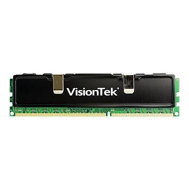 VisionTek® 4GB (1x4GB) DIMM (240-Pins) DDR3-1333(PC3-10600) Desktop Computer Memory