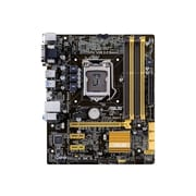 ASUS® Intel B85 Express 32GB DDR3 SDRAM Socket H3 LGA-1150 Desktop Motherboard