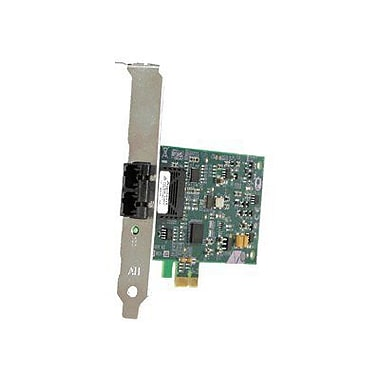 Allied Telesis™ AT2711 Fast Ethernet Fiber PCI-Express Network Interface Card
