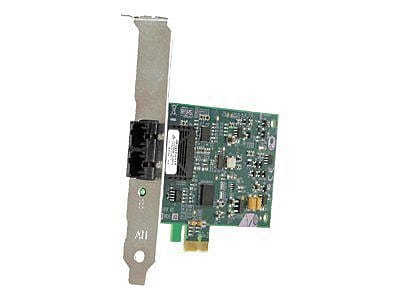 Allied Telesis™ AT2711 Series 1 Port Fast Ethernet Fiber Network Interface Card