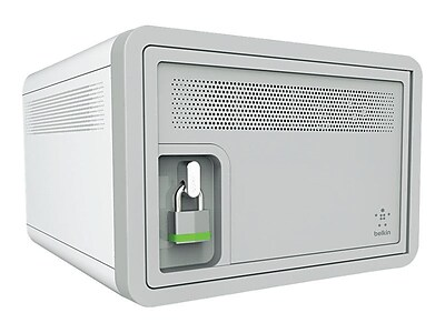 Belkin® Secure And Charge Metal Cabinet For Tablet Computer