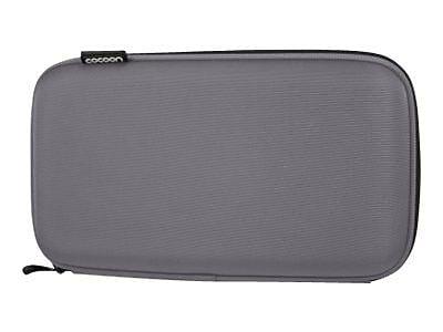 Cocoon® Gunmetal Gray Ethylene Vinyl Acetate Minifolio Case For Sony PSP/Nintendo DS Series