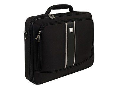 Urban Factory MIssion Black Nylon Carrying Case For 17