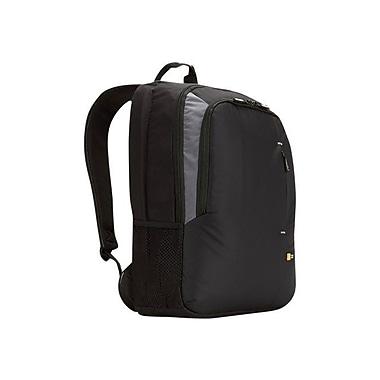 Case Logic® Black Dobby Nylon Backpack For Up To 17