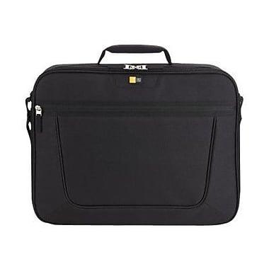 Case Logic® Clamshell Black Polyester 15.6