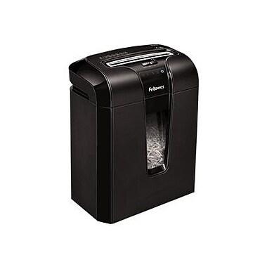 Fellowes® Powershred® 63Cb Black Cross-Cut Shredder, 17/Pass