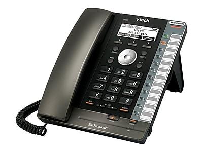 Vtech Eris Terminal VSP725 3-Line Wireless IP