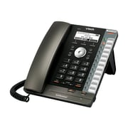 Vtech® Eris Terminal VSP725 3-Line Wireless IP Phone, Black