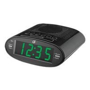 GPX® C303B Time Zone Dual Alarm Clock Radio