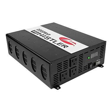 Whistler® 3 Outlets Power Inverter, 2000 W