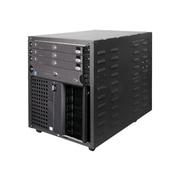 Innovation® RACK-117-12U Portable Server Rack, Black